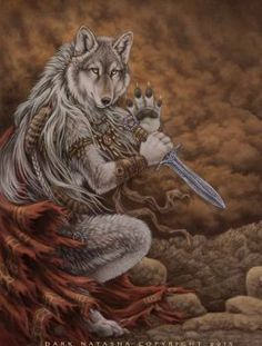 "She plays her flute at sunrise to honor this sacred place and the stories it holds. Acrylic on 14"" X 18"" illustration board. Prints available: www.goldenwolfen.com/site/?wps… Original availa..."
