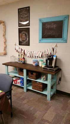 Teacher Lounge Remodel