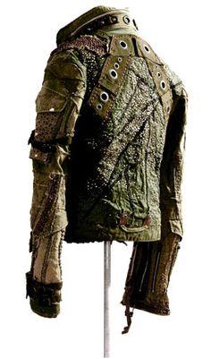 Post apocalyptic jacket