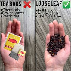 Our Wild Loose Leaf Teas are chemical free, full of antioxidants, and bursting with amazing flavor! Best Teas For Health, Best Tea Brands, Best Matcha Tea, Tea Facts, Best Herbal Tea, Perfect Cup Of Tea, Fruit Tea, Tea Packaging, Tea Blends