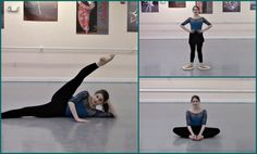 Today I give you a workout for improving your turnout for ballet. These are all of my favorite exercises, and if done regularly, you should see huge improvem...