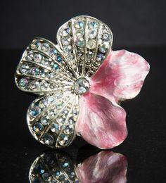 Set of 4 Drawer knobs Vanity knobs Jewel by TheForgottenDetail, $19.00