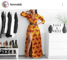 21 Of The Most Fabulous Black Fashion Trends to start the new year out with a bang. African Fashion Ankara, African Inspired Fashion, African Style, African Attire, African Dress, African Clothes, Trench Dress, Ankara Styles, Style Inspiration
