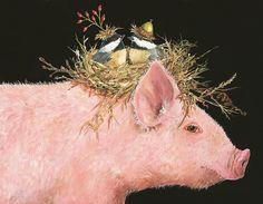 """Living High off the Hog ""(w/ Lingston,Chuck & Dee)"
