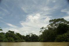 Fotografía: Destinos Reps - Canales Moín - (Costa Rica) Rafting, Costa Rica, Clouds, Outdoor, Crocodiles, Whales, Volcanoes, Destinations, Woods