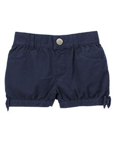 Bow Bubble Shorts at Gymboree Collection Name: Painting Pals (2014)