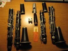 clarinets <333