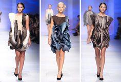 fabric manipulation in fashion