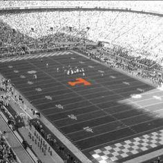 Neyland Stadium!!! Love college football and UT!