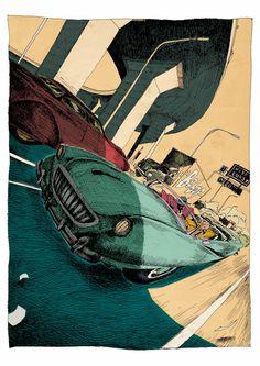 Les illustrations de Olivier Bonhomme !