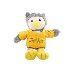 AK187OWL - Mascots Owl - Marketing Stuffed Animals #owl #advertising