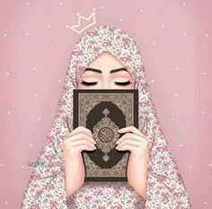 Image discovered by rose of paradise. Find images and videos about peace, islam and hijab on We Heart It - the app to get lost in what you love. Hipster Vintage, Style Hipster, Vintage Style, Hijabi Girl, Girl Hijab, Girl Wallpaper, Cartoon Wallpaper, Hijab Drawing, Moslem