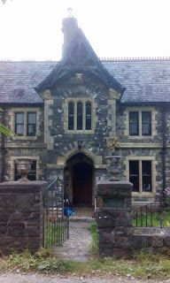 The investigation took place in an old hunting lodge. The original building is at the front while an extension has been built on the back. Shadow Hunters, Paranormal, Investigations, 30th, Ireland, Hunting, October, Cabin, Mansions