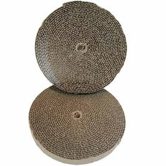 Made of corrugated liner board, these Turbo Scratcher and Star Chaser replacement pads will be sure to provide many additional hours of play for your cat.Features: Made from corrugated cardboard Turbo Scratcher and Star Chaser replacement pads