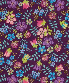 Liberty Art Fabrics Edenham D Tana Lawn Cotton | Fabric | Liberty.co.uk