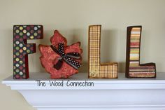 The Wood Connection: Fall in Love with Our New Fall Line!