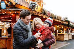 Лиза, Эркки и Эмиль // Семейная новогодняя фотосессия в Лондоне