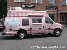 customize cupcake vans