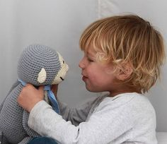ladedah 1 And we all know kids love Ladedah knitted toys