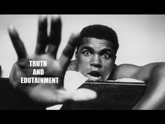 I love his free mind. He gave us that truth! A bitter pill he made you swallow. You had no choice in the matter. I bet they we're happy as hell when he lost his ability to speak. He spoke the truth that some people like to say is hate. Well, it was your hate he spoke of!  Muhammad Ali speaks on the difference in Africa & the U.S. - YouTube