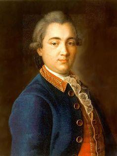 Boris Sheremetev / Шереметев  Борис  Владимирович  (1758 † 1811)