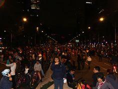 Hubo un gran asistencia al Paseo de Noche de muertos en bicicleta. ¡Gracias!