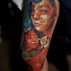 by @drazpalaming . #best #tattoo #tattooartist #tattoosupport #tattooworldpub #like4like #likeforfollow #follow4follow #followbackalways #follow4followback