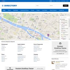 Directory Responsive WordPress Theme By Templatic | Best WordPress Themes 2014