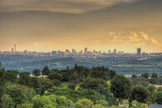 Joburg Sunset from Northcliff Hill - Pascal Parent Photo A Day, Good Company, South Africa, Parenting, River, Sunset, Forgive, Places, Routine