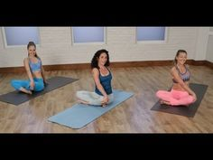 Yoga exercises are some of the best to get those abs tight, and today, we have celebrity trainer Mandy Ingber to take us through an abs-scorching sequence. Watch and read more about FITNESS & WEIGHT LOSS Abs Workout For Women, Workout For Beginners, Yoga Sequences, Yoga Poses, 5 Minute Yoga, Female Personal Trainer, Lower Ab Workouts, Daily Workouts, Flat Abs