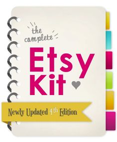 Selling Your Crafts on Etsy?