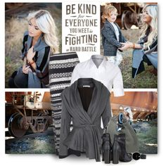 """""""A Little Kindness Goes a Long Way!"""" by brendariley-1 on Polyvore"""