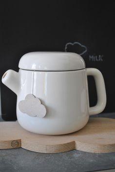 Simply factory — sachets de thé nuage