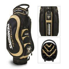 Team Golf Pittsburgh Penguins Medalist 14-Way Golf Cart Bag - Golf Equipment, Collegiate Golf Products at Academy Sports #ChoosingTheRightGolfEquipment