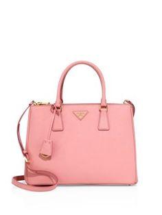 db55eccb6197 PRADA Medium Saffiano Leather Tote.  prada  bags  shoulder bags  hand bags