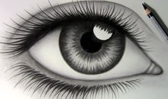 draw eyes 1 - Drawing Made Easy - How To Draw People