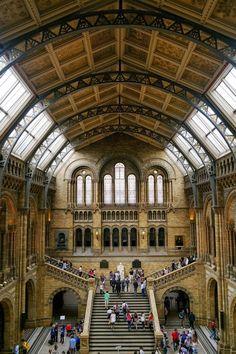 Natural History Museum, London (2013 Trip)