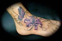 Butterfly Ankle Tattoos – Designs and Ideas