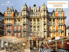 #Mandarin Oriental London is an elegant family-friendly #luxury hotel boasts one of London's best locations. Located in Knightsbridge, with superb views over #HydePark, and Harrods and a Heston Blumenthal #restaurant right on the doorstep, this is the perfect base for a city break.