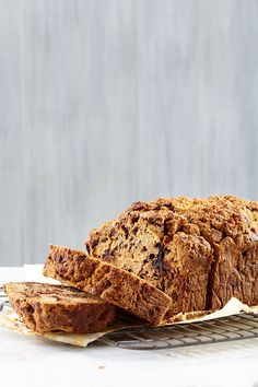 This indulgent loaf blends semisweet chocolate chunks with a surprising kick of cinnamon. The spiced swirl melts into a gooey interior and the crunchy streusel topping takes it up a notch.