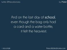 Tears in eyes nd memories in our hearts make our bags heaviest ever Ending Quotes, Bff Quotes, Real Quotes, Senior Quotes, Qoutes, Missing School Days, Leaving School, Farewell Quotes For Friends, School Days Quotes