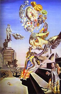 dali (one of my favorite paintings!)