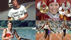 G'O Canada: amazing Canadian individual athletic feats. http://olympic.ca/2014/09/05/go-canada-amazing-canadian-individual-athletic-feats/