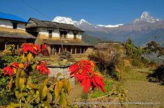 Trekking and Photography in the Himalaya: Annapurna Foothills Trek December 23-30 2017