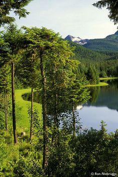 One day will get to visit family in Alaska!  Auke lake, Juneau, Southeast, Alaska