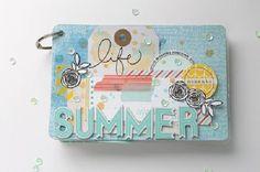 Summer - Bibi x scrappando