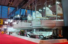 Al Salone francese, che aprirà le porte il prossimo 2 dicembre, sarà esposto il modello del primo catamarano Dufour