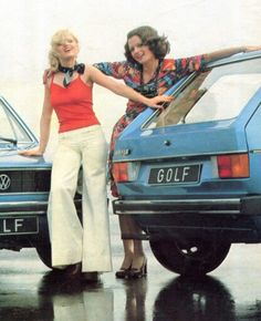Volkswagen Golf Mk1, Vw Mk1, Golf 2, Vw Group, Hot Vw, Daihatsu, Cute Cars, Car Girls, Sexy Cars