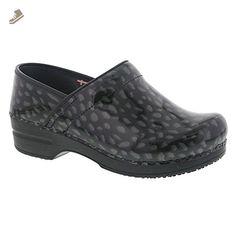 Sanita Women's Smart Step-Prism Mule, Multi, 42 EU/10.5/11 M US - Sanita mules and clogs for women (*Amazon Partner-Link)
