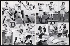 The women of the All American Girls Professional Baseball League. They were able…